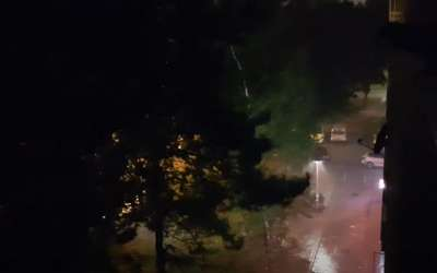 Nevreme u Zagrebu