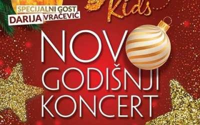 Vokal Kids koncert