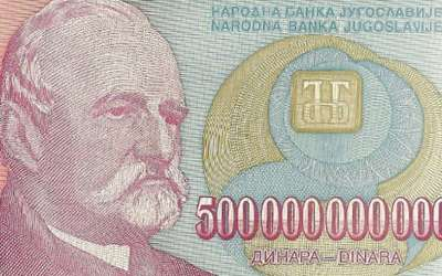 Novčanica od 500 milijardi