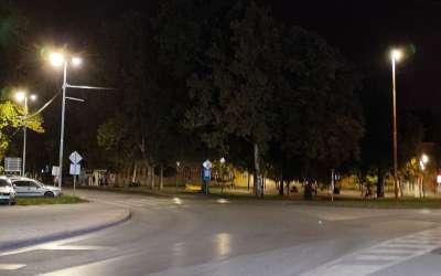 Pešački prelaz u Miloša Obrenovića