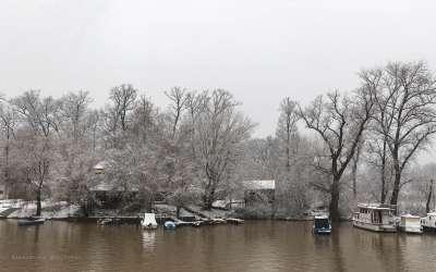 Sneg na Tamišu Šajka
