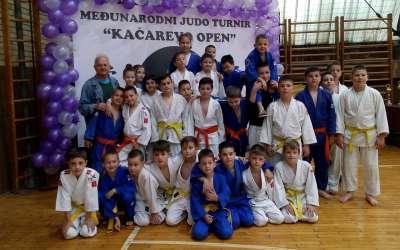 Džudo turnir u Kačarevu