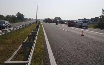 Saobraćajna nesreća u Hrvatskoj