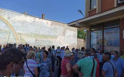 Autobuska stanica u Pančevu je u blokadi