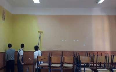 Gimnazijalci kreče učionicu