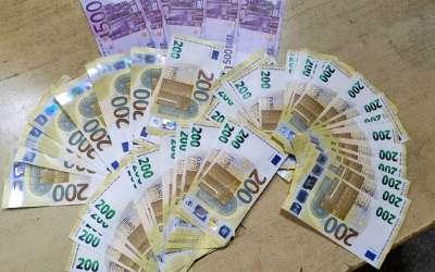 Zaplenjeni evri