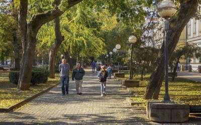 Gradski park u Pančevu