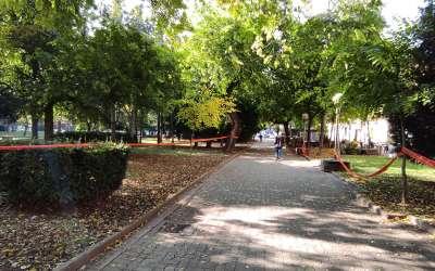 Radovi u parku